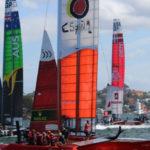 Sail GP - День первый