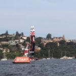 Sail GP - Уверенная победа британцев!